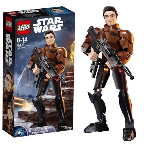 Image of LEGO 75535 Star Wars Han Solo (5702016112108)